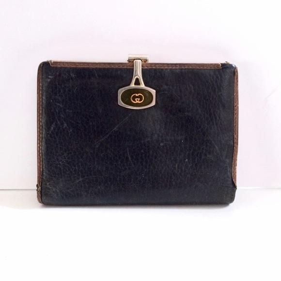 Gucci Handbags - Authentic Vintage Gucci Wallet